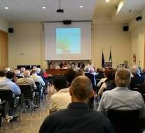 """Successo per la presentazione del libro """"Il Gelso Verde"""" di Rossano Giannetti"""