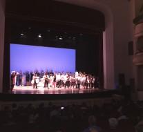 Grande successo per lo spettacolo teatrale degli alunni delle classi III e V dell'Istituto San Tommaso di Ortona
