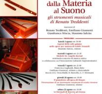 Dalla Materia al Suono. Gli strumenti musicali di Renato Treddenti