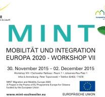 Il progetto MINT presentato al Comitato delle Regioni dell'Unione Europea