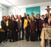 Il Prefetto di Chieti in visita all'Istituto San Tommaso di Ortona