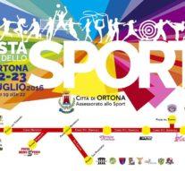 """Al via la """"Festa dello Sport Città di Ortona"""""""