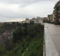La Regione interviene per il consolidamento del Colle di Costantinopoli