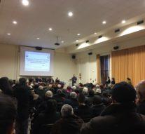 Bagno di folla per gli amministratori comunali del Partito Democratico di Ortona