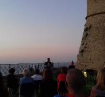 Poesia, musica e danza nel Castello Aragonese